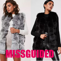 ☆Missguided☆Faux ファー ベスト