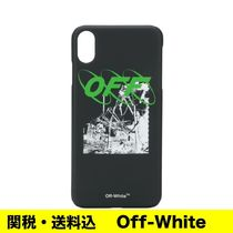 OFF-WHITE iPhone XS Max ケース