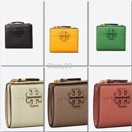 Tory Burch MCGRAW BI-FOLD MINI WALLET