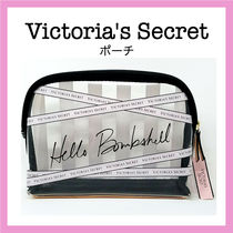 ★Victoria's Secret★Hello Bombshell クリアー コスメポーチ