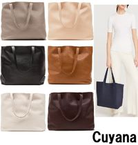 CUYAMA イタリアンレザートートバッグ Classic Leather Tote