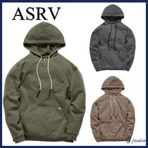 送料関税込★ASRV★Technical Essential Distressed Hoodie