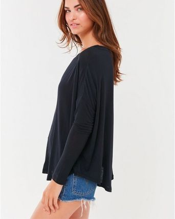 Urban Outfitters Tシャツ・カットソー 即発送★Urban Outfitters★長袖Tシャツ・無地・軽量素材(4)