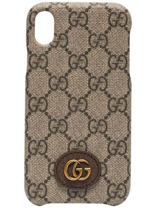 GUCCI スマホケース・テックアクセサリー 関税込み◆Ophidia iPhone XR case(2)