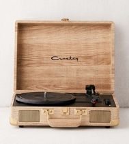 Urban Outfitters Exclusive Wood  Bluetooth Record プレーヤー