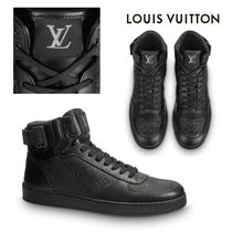 【Louis Vuitton】★GIFTにも★スニーカーリヴォリHT All black