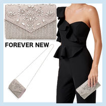 [Forever New]*Rhianna Embellished Clutch*ビーズクラッチ