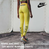 【大人気コラボ! 】WMNS NIKE NRG 'OFF WHITE' RUNNING TIGHTS