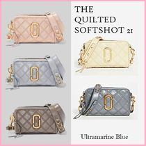 MARC JACOBS★THE QUILTED SOFTSHOT 21☆NEW☆