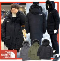 ★韓国の人気★【THE NORTH FACE】★CARSON DOWN PARKA★3色★