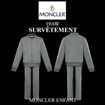 19AW大人気★MONCLER ENFANT★ SURVETEMENT トラックスーツ