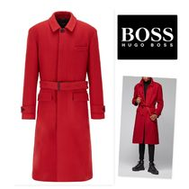 Hugo Boss(ヒューゴボス)★Manteau Relaxed Fit★BOSSコート