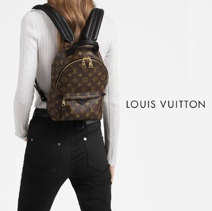 Louis Vuitton バックパック・リュック LOUIS VUITTON M44871 パームスプリングス バックパック PM