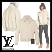 【20SS☆希少】Louis Vuitton☆レザーアビエイター