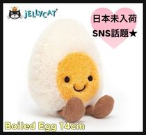 SNSで話題!JELLY CAT Amuseable Boiled Egg♪日本未入荷★