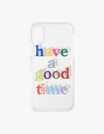 have a good time スマホケース・テックアクセサリー [have a good time] Logo iPhone Case X / Xs (関税送料込)(2)