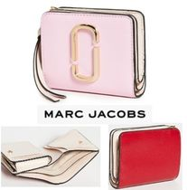【Marc Jacobs】Snapshot  ミニコンパクト ☆ 二つ折り財布