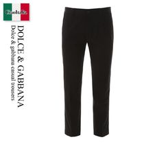 DOLCE&GABBANA casual trousers