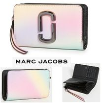 【Marc Jacobs】Airbrushed Compact ☆ 折りたたみ財布