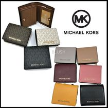 【Michael Kors】 JET SET TRAVEL 折り財布