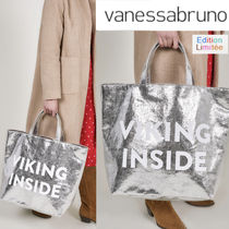【vanessabruno】★Limited Edition★Viking Inside Grand Cabas