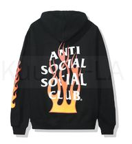 貴重!! ANTI SOCIAL SOCIAL CLUB Firebird パーカー