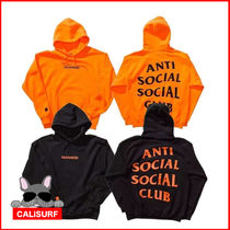 "Anti Social Social Club x Undefeated ""PARANOID"" HOODIE"