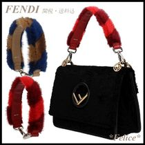 *FENDI*Mink Fur Strap You 関税/送料込
