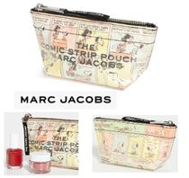 【Marc Jacobs】x Peanuts コラボ ☆ Small コスメ  ポーチ