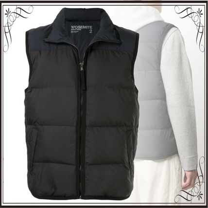 JAMES PERSE トップスその他 関税込み◆zipped padded gilet