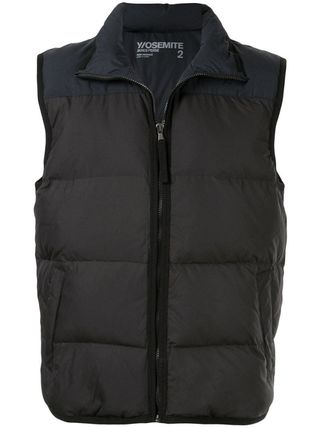 JAMES PERSE トップスその他 関税込み◆zipped padded gilet(2)