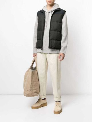 JAMES PERSE トップスその他 関税込み◆zipped padded gilet(3)