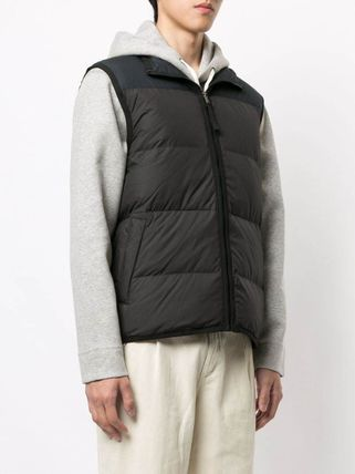 JAMES PERSE トップスその他 関税込み◆zipped padded gilet(4)