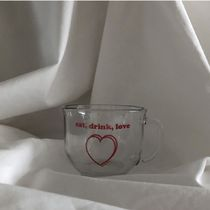 韓国人気★ MAZZZZY ★ eat, drink, love mug cup 473ml