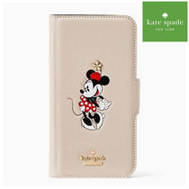 【Kate Spade x Minnie Mouse】☆iPhone XS/XS Max/XRケ-ス