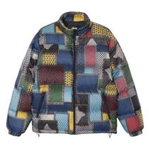 ★STUSSY★新作★限定販売★PUFFER DOWN JACKET MULTI COLOR