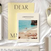 【DEAR MAISON】 A MONTH IN ITALY DIARY ver.9
