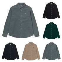 【Carhartt  WIP】L/S Madison Cord Shirt5色 ◆追跡付送料込み