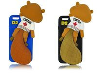 D SQUARED2☆Black Silicone iPhone 6 Cover カバー 国内発送