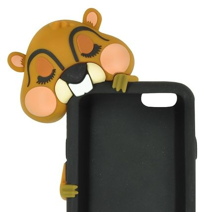 D SQUARED2 iPhone・スマホケース D SQUARED2☆Black Silicone iPhone 6 Cover カバー 国内発送(10)