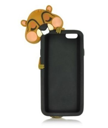 D SQUARED2 スマホケース・テックアクセサリー D SQUARED2☆Black Silicone iPhone 6 Cover カバー 国内発送(2)