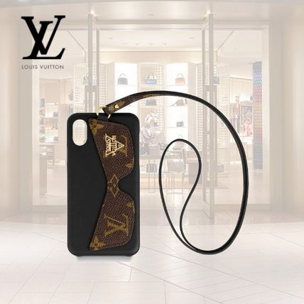 Louis Vuitton スマホケース・テックアクセサリー 【国内発送】19-20AW 新作 ルイヴィトン IPHONE X&XS・バンパー