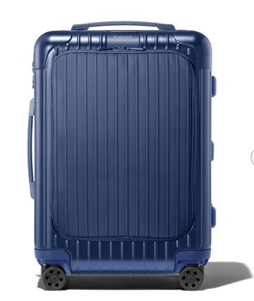 RIMOWA スーツケース 【2019モデル】ESSENTIAL SLEEVE/Cabin/3,6KG/37L/Matt Blue