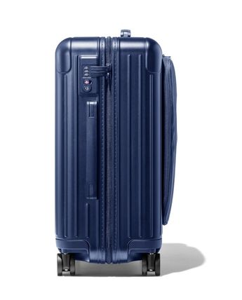 RIMOWA スーツケース 【2019モデル】ESSENTIAL SLEEVE/Cabin/3,6KG/37L/Matt Blue(3)