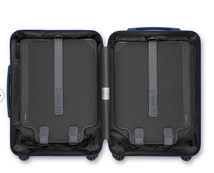 RIMOWA スーツケース 【2019モデル】ESSENTIAL SLEEVE/Cabin/3,6KG/37L/Matt Blue(5)