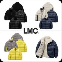 [ LMC ] ★ 韓国大人気 ★LMC BOA FLEECE REVERSIBLE DOWN PARKA
