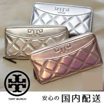 Tory Burch☆SAVANNAH ZIP CONTINENTAL 長財布☆税・送込