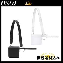 OSOI HOLRING CROSSBODY BAG IN SMOOTH LEATHER