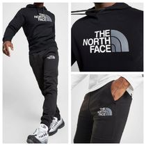 The North Face Dome ロゴ入り 上下セットアップ Black 送料込み