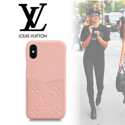 Louis Vuitton スマホケース・テックアクセサリー 【国内発】関税込み★ルイヴィトン★IPHONE・バンパー XS